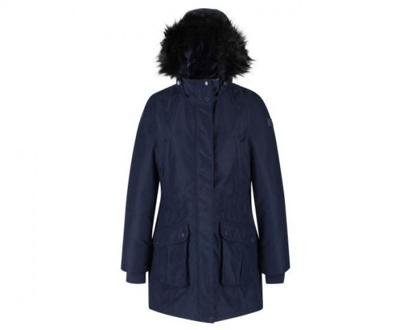 "Damen Mantel Sefarina ""sehr warm"" Navy"