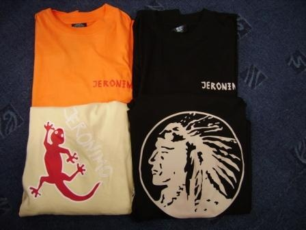 Jeronimo Shirts