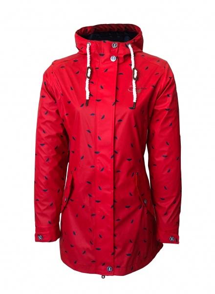 PU Mantel Dry Fashion Wyk Rot